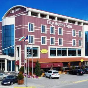 Hotelbilleder: City Hotel Plovdiv, Plovdiv