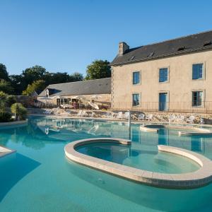 Hotel Pictures: Camping de l'Orangerie de Lanniron, Quimper