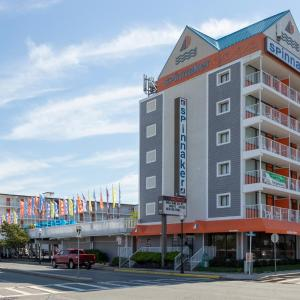Hotellikuvia: The Spinnaker, Ocean City