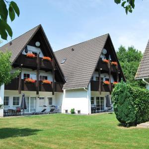 Hotelbilleder: Ferienwohnung-Stricker-Typ-A-Balkon-1-3, Walkenried