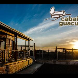 Zdjęcia hotelu: Cabañas Guacurarí, Oberá