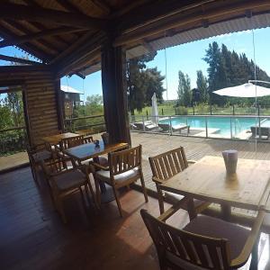 ホテル写真: Cabanas del Bajo Hondo, San Pedro