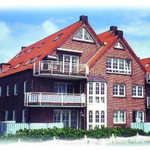 Hotel Pictures: Inselresidenz-Wattenmeer-Wo-3, Juist