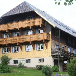 Hotelbilleder: Alter-Kaiserhof-FeWo-2, Bernau im Schwarzwald