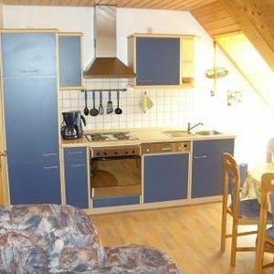 Hotelbilleder: Ferienhof-Gerda-Ferienwohnung-Sternenhimmel, Oberkirnach