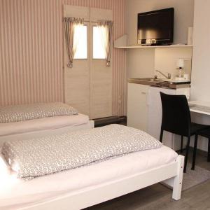 Hotelbilleder: Am-Apfelgarten-Studiowohnung, Lüneburg
