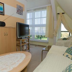 Hotelbilleder: 39-qm-Ferienwohnung-in-Dalkvitz-in-der-Naehe-von-Binz, Zirkow