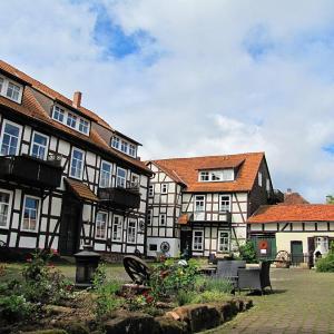 Hotelbilleder: Dachs-Ferienwohnung-fuer-13-Personen, Rosenthal