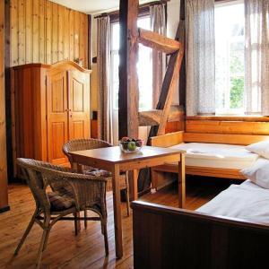 Hotelbilleder: Hirsch-Ferienwohnung-fuer-8-Personen, Rosenthal
