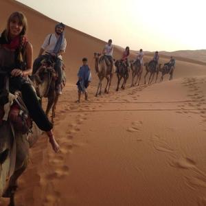Fotos de l'hotel: Bedouin tent Merzouga, Merzouga