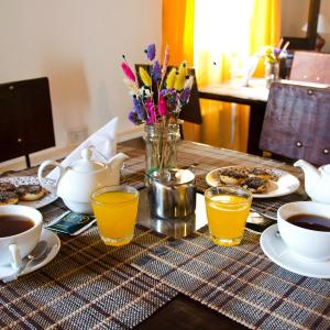 Hotelbilleder: Hostal Las Hortensias, La Caldera