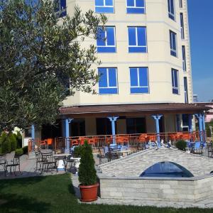 Fotografie hotelů: Hotel Globi, Velipojë