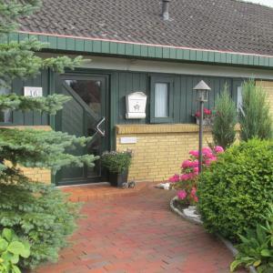 Hotel Pictures: Gästehaus Carstens, Friedrichstadt