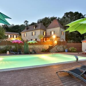 Hotel Pictures: Domaine de Campagnac - Spa & Sauna, Carsac-Aillac