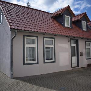 Hotel Pictures: Ferienhaus-am-Festplatz, Blankenburg