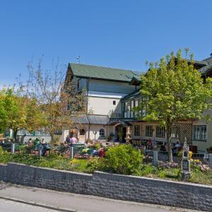Zdjęcia hotelu: Landhotel Mariensäule, Wernstein am Inn