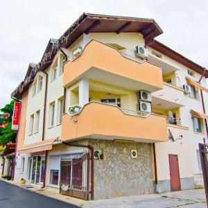 Fotografie hotelů: Family Hotel Victoria Gold, Mineralni Bani