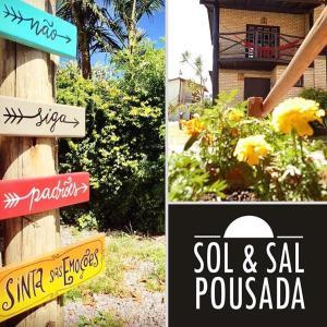 Zdjęcia hotelu: Pousada Sol & Sal Praia do Rosa, Praia do Rosa
