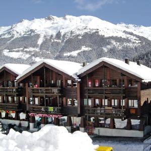 Hotel Pictures: Apartment Tarcianne B11, Grimentz