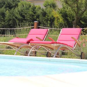 Hotel Pictures: Hôtel La Desirade, Saint-Désirat