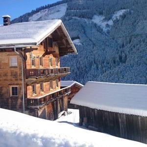Hotellikuvia: Steinwandhütte, Stummerberg
