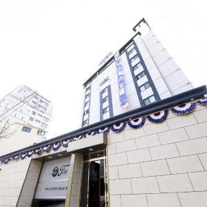 Zdjęcia hotelu: Songtan Nyx Fox Hotel, Pyeongtaek