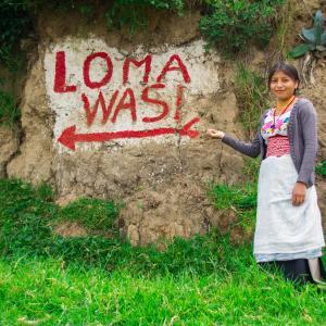 Hotel Pictures: Loma Wasi Village, Cotacachi
