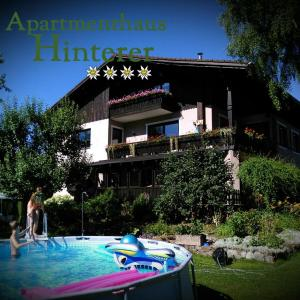 Hotellikuvia: Apartmenthaus Hinterer, Bad Goisern