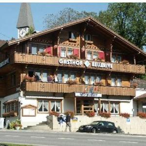 Hotel Pictures: Guest House Bellerive, Faulensee