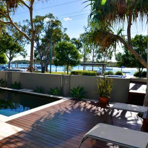 ホテル写真: Noosa Water Views, ヌーサヴィル