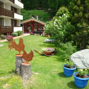 Hotel Pictures: Azur, Saas-Almagell