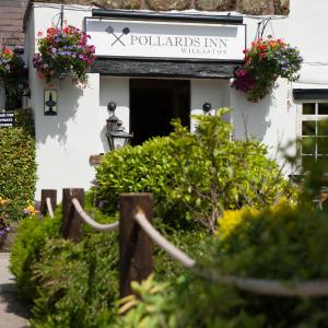 Hotel Pictures: Pollards Inn, Willaston