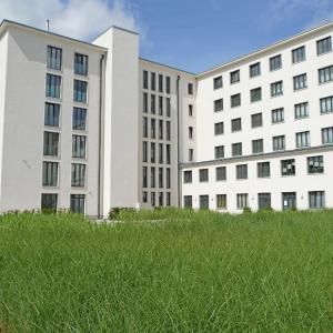 Hotelbilleder: Haus Avella Whg 36 Meer mit Balkon, Prora
