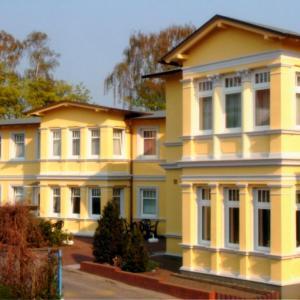 Hotelbilleder: Pension Villa Transvaal, Ahlbeck