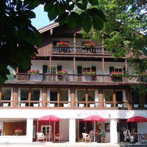 Hotelbilleder: Hotel Königslinde, Bayrischzell