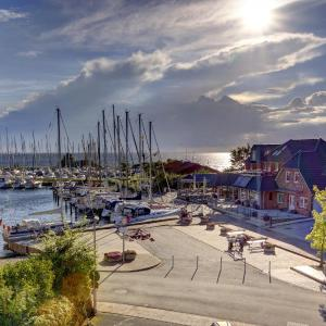 Hotelbilleder: Meerblick Lemkenhafen, Fehmarn