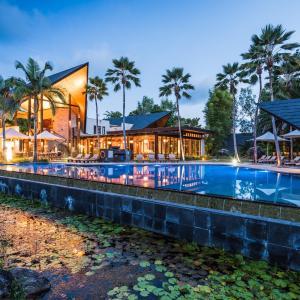 酒店图片: Niramaya Villas and Spa, 道格拉斯港