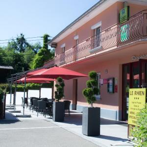 Hotel Pictures: Le Rhien Carrer Hôtel-Restaurant, Ronchamp
