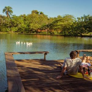Hotel Pictures: Pousada Pantanal Rancho do Nabileque, Bonito