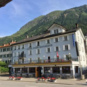 Hotel Pictures: Hotel Forni, Airolo