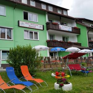 Hotelbilleder: Hotel-Pension Dressel, Warmensteinach