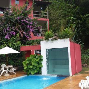 Hotel Pictures: Pousada do Rodrigo 2, Macacos