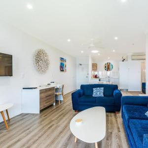 Foto Hotel: Moby Dick Waterfront Motel, Yamba