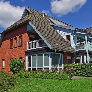 Hotel Pictures: Fischerhaus Seeblick - Apartment Nr. 9, Seedorf