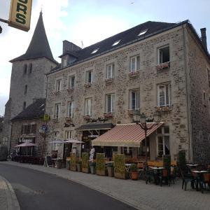 Hotel Pictures: Hotel Le Saint Georges, Riom-ès-Montagnes