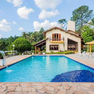 Hotel Pictures: Sitio Renascer Atibaia, Jardim Brisa de Atibaia