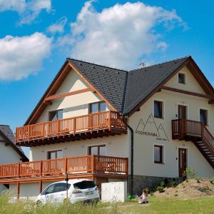 Hotel Pictures: Apartmany Podhorama, Vaclavov u Bruntalu