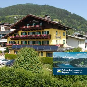 Foto Hotel: Hotel Pension Hubertus, Zell am See