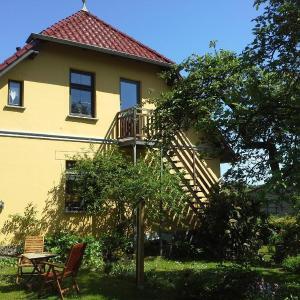 Hotelbilleder: Ferienwohnung-Kaja, Putbus