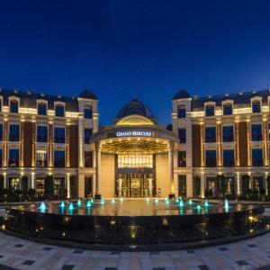Hotel Pictures: Grand Mercure Zhengzhou West, Zhengzhou